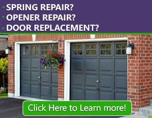 Broken Springs - Garage Door Repair Concord, MA